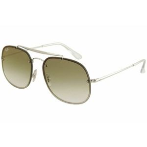 Ray-Ban Aviator Green Red Mirrored Gradient Lens